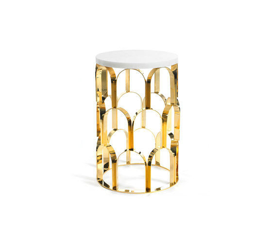 Ananaz | Side Table de GINGER&JAGGER | Mesas auxiliares