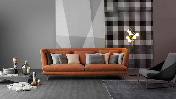 Lars by Bonaldo | Lounge sofas