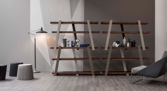 Note Bookcase by Bonaldo | Shelving systems