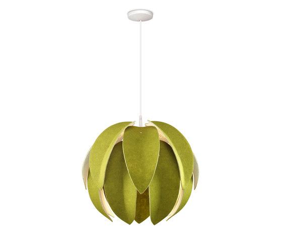 Leaf Iluminación pendular de LEDS-C4   Lámparas de suspensión