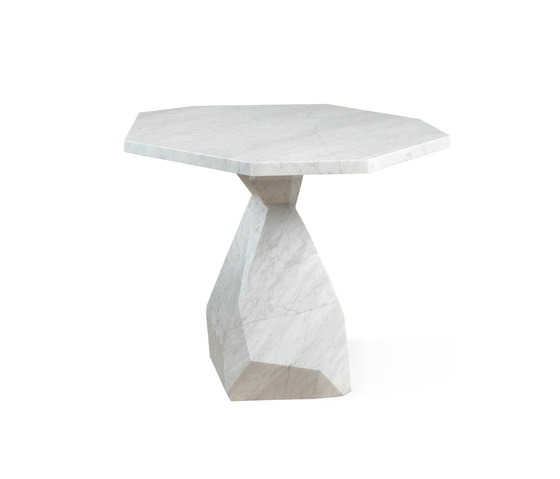 Rock | 90 Dining Table de GINGER&JAGGER | Mesas comedor