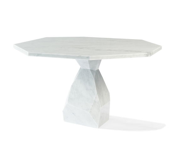 Rock | 140 Dining Table by GINGER&JAGGER | Dining tables