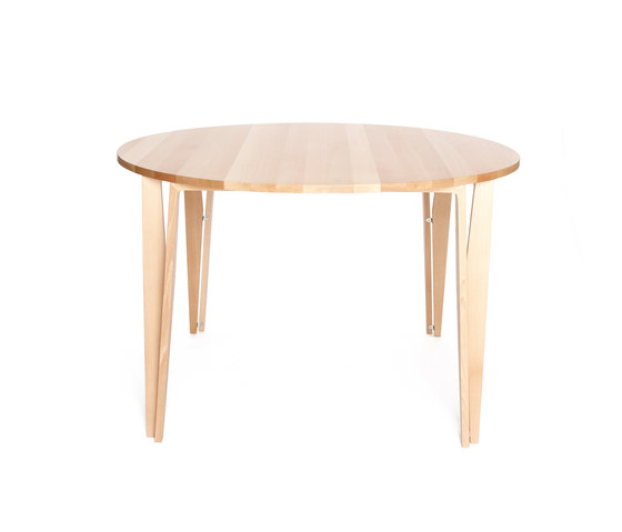 4U T H76 Table by Z-Editions | Dining tables