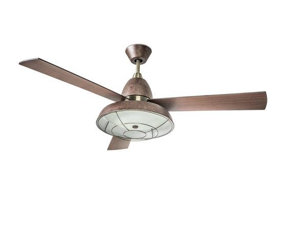 Vintage Fan by LEDS-C4 | Ceiling fans