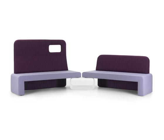 Oracle by True Design | Waiting area benches