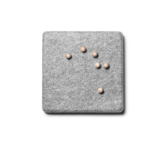 Felt Panel Pin Board by Menu | Picture hanging systems