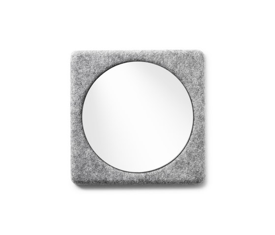 Felt Panel Mirror by MENU | Mirrors