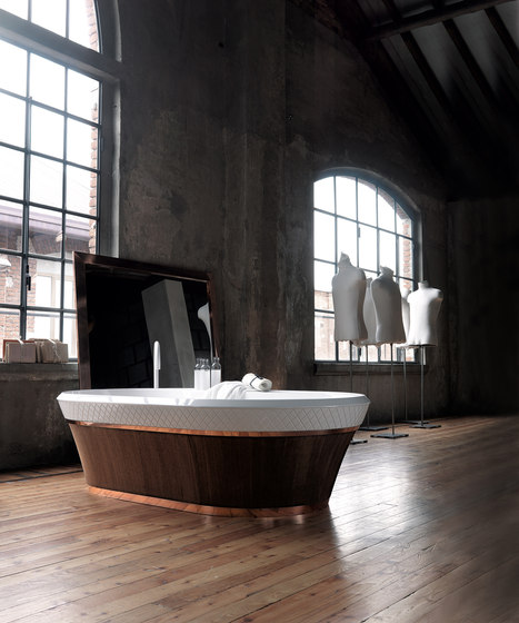 George by Falper | Free-standing baths