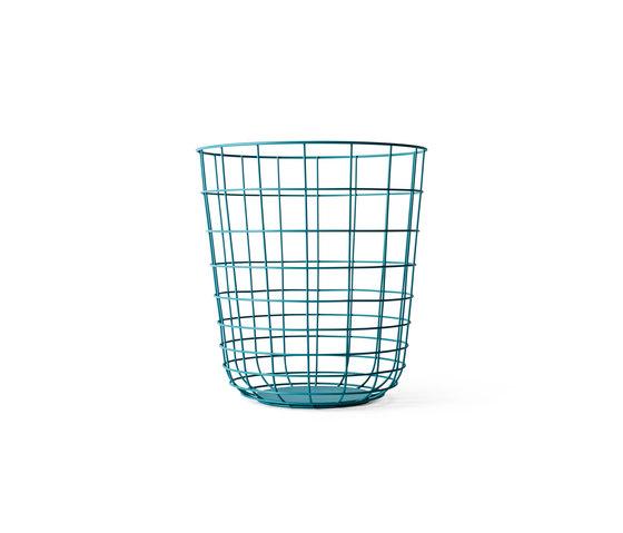 Wire Bin by Menu | Waste baskets