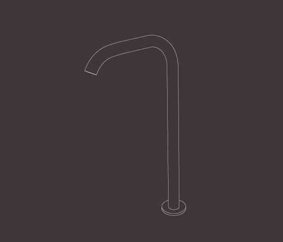 Free Ideas MIL112 de CEADESIGN | Robinetterie pour lavabo
