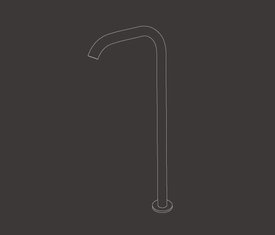 Free Ideas MIL113 de CEADESIGN | Robinetterie pour lavabo