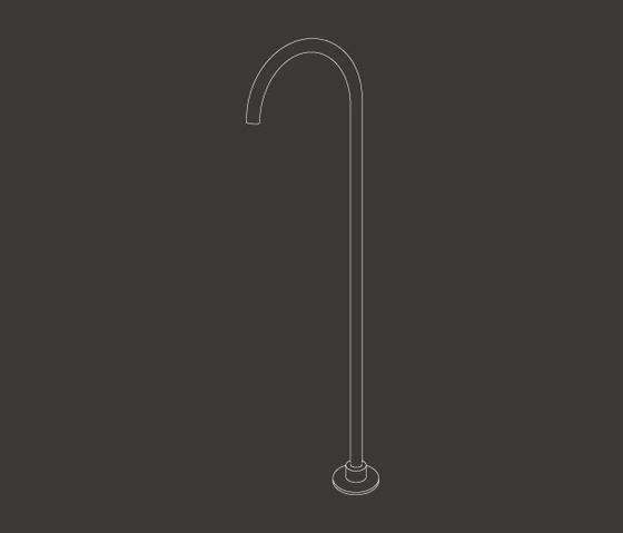 Free Ideas FRE69 de CEADESIGN | Robinetterie pour lavabo