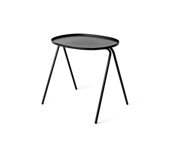 Afteroom Side Table | Black by MENU | Side tables