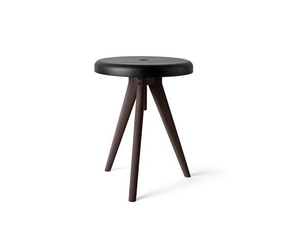 Flip Around, Dark Ash by MENU | Side tables
