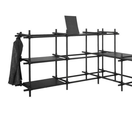 Stick System by Menu | Office shelving systems