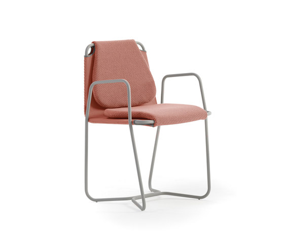 Casta by Sancal | Visitors chairs / Side chairs