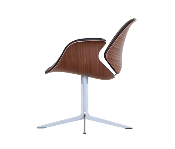 Council Lounge Chair de onecollection | Fauteuils d'attente