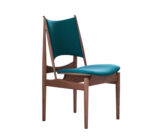 Egyptian Chair by House of Finn Juhl - Onecollection | Restaurant chairs