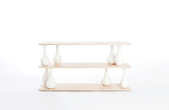 Vase Shelves by Covo | Shelving systems