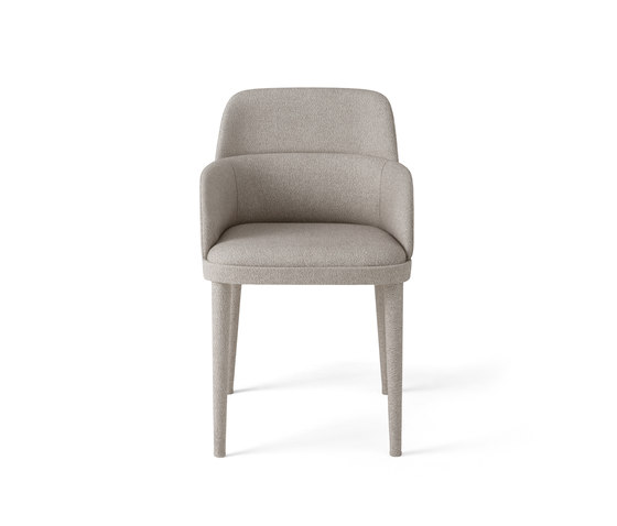 Jackie by Gallotti&Radice | Visitors chairs / Side chairs