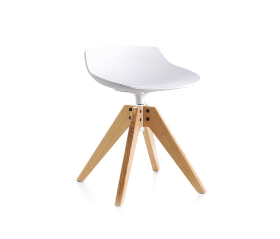 Flow stool by MDF Italia | Stools