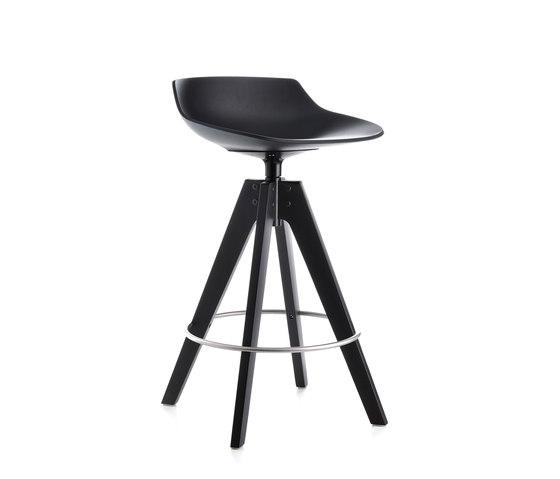 Flow stool de MDF Italia | Tabourets de bar