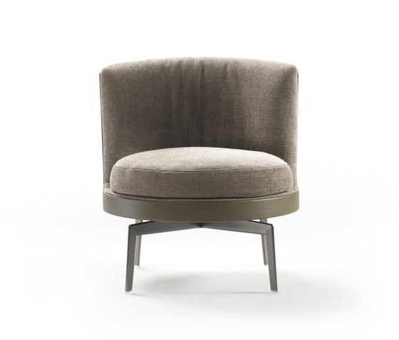 Feel Good Soft Armchair by Flexform | Armchairs
