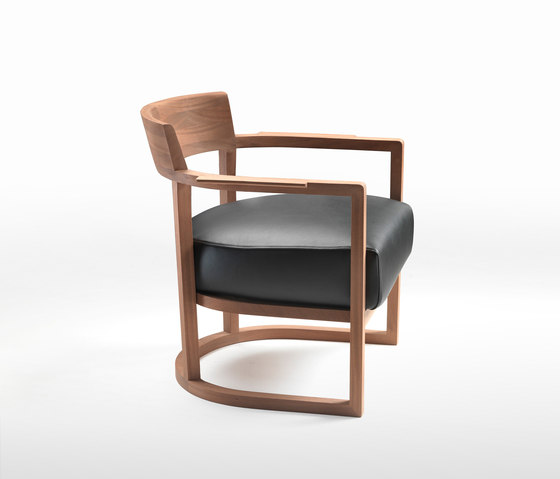 Barchetta Armchair de Flexform | Fauteuils d'attente