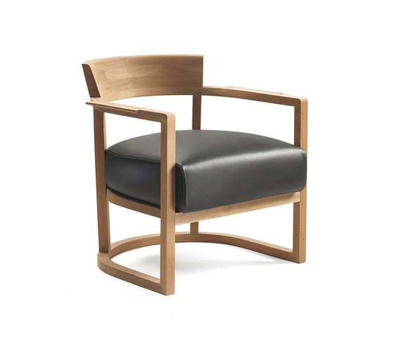 Barchetta Armchair by Flexform | Lounge chairs