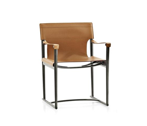 Mirto by B&B Italia | Restaurant chairs
