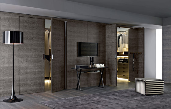 Backstage by B&B Italia | Built-in cupboards