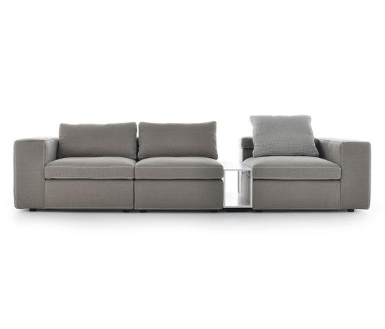 Grafo de MDF Italia | Sofás lounge