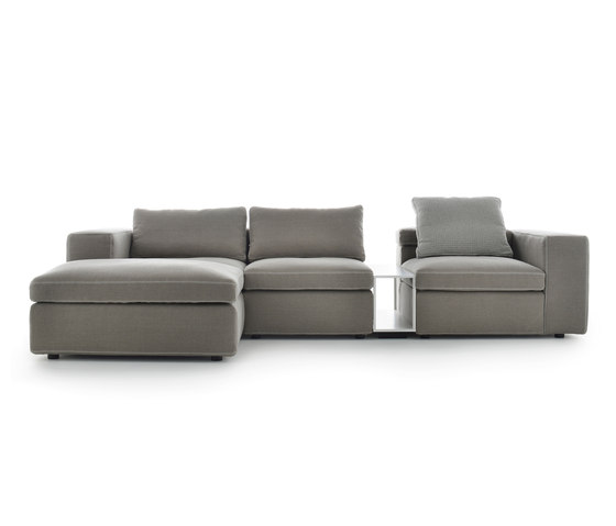 Grafo by MDF Italia | Modular sofa systems