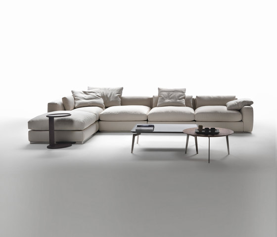 Beauty by Flexform | Modular seating systems