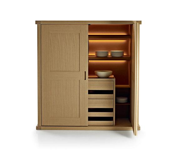 Convivium by Maxalto | Kitchen cabinets