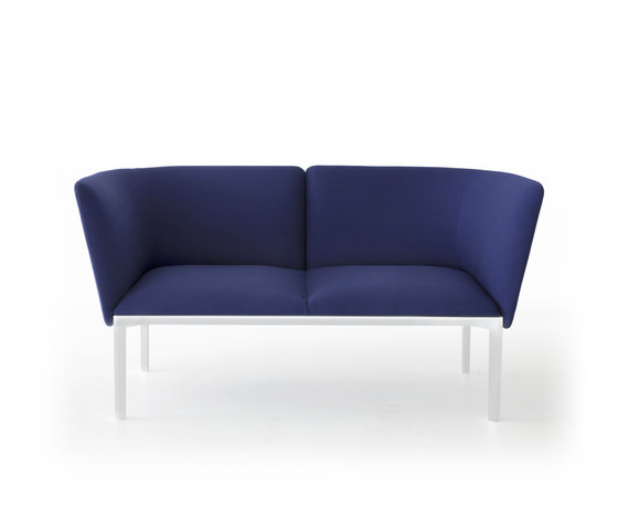 Add bench system by lapalma | Modular seating systems