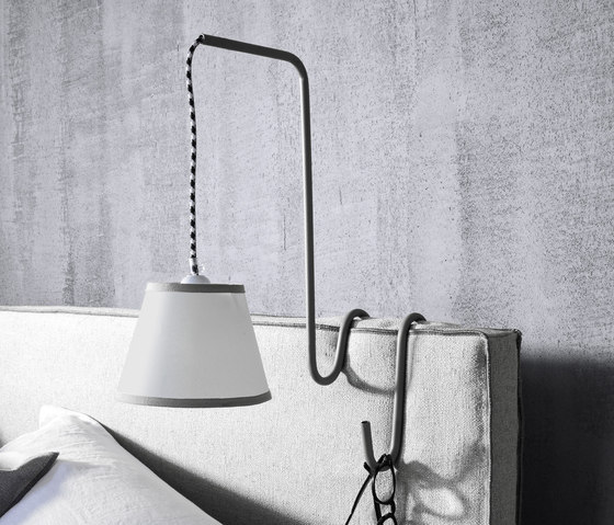 LC 90 by Letti&Co. | Clip-on lights / Shelf lights