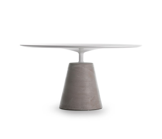 Rock Table by MDF Italia | Restaurant tables