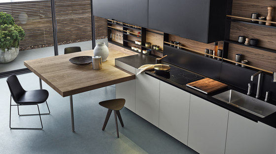 Phoenix by Poliform | Fitted kitchens