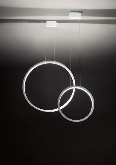Assolo 43 /Assolo70 sospesa by Cini&Nils | Suspended lights