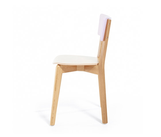 Ingrid ST by Z-Editions | Restaurant chairs