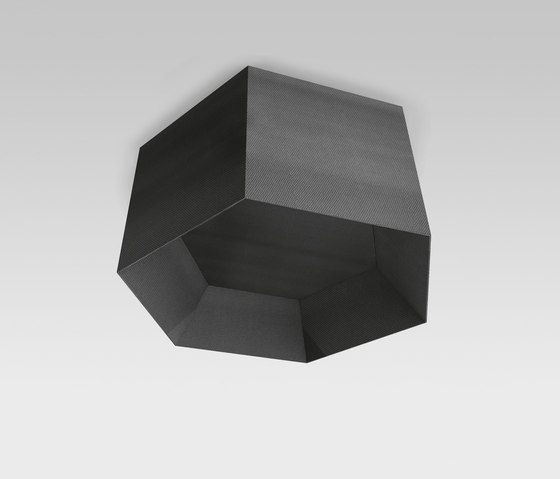 HEX-O ceiling by XAL | Ceiling systems