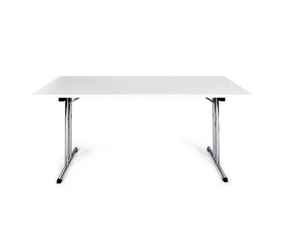 Duro I   folding table di strasserthun.   Tavoli contract