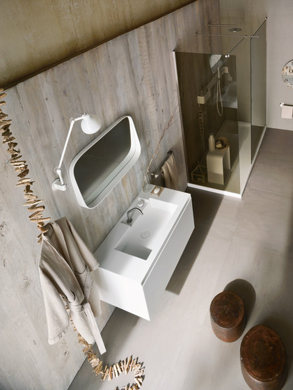 Ergo_nomic Washbasin by Rexa Design   Vanity units