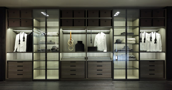 poliform glass wardrobe 3