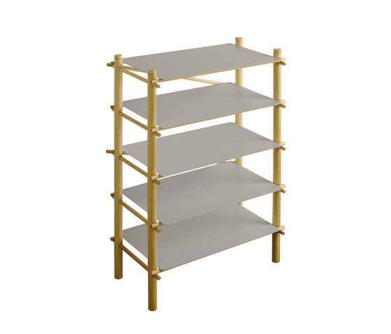 Andamio tall by EX.T | Bath shelving