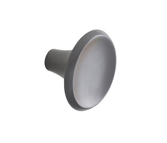 Finferli large grey de EX.T | Colgadores de pared