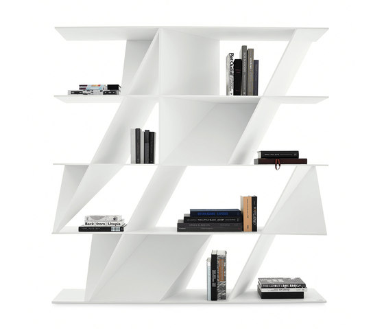 Web shelving from poliform architonic for City meuble catalogue
