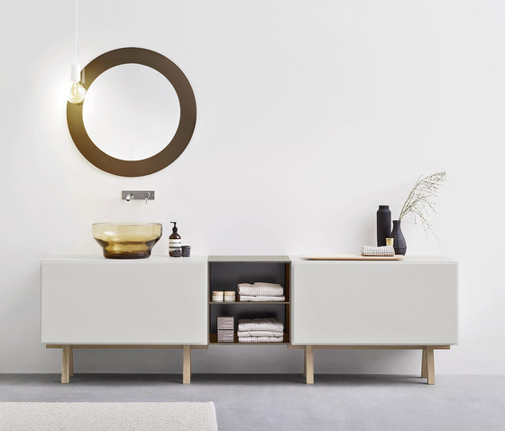 Esperanto Vanity unit by Rexa Design | Vanity units