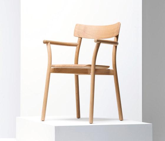 Chiaro Armchair | MC8 by Mattiazzi | Multipurpose chairs